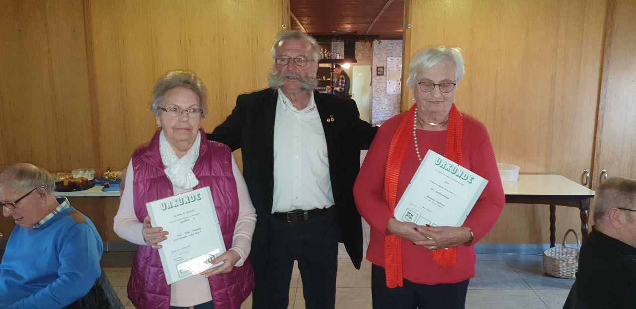 Helga Demming, Horst Hönig, Marianne Hoffmann